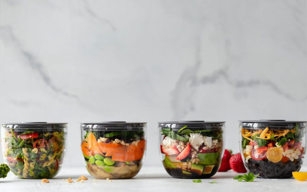7 Tipps zum Vorkochen, um immer und überall gesund zu essen.