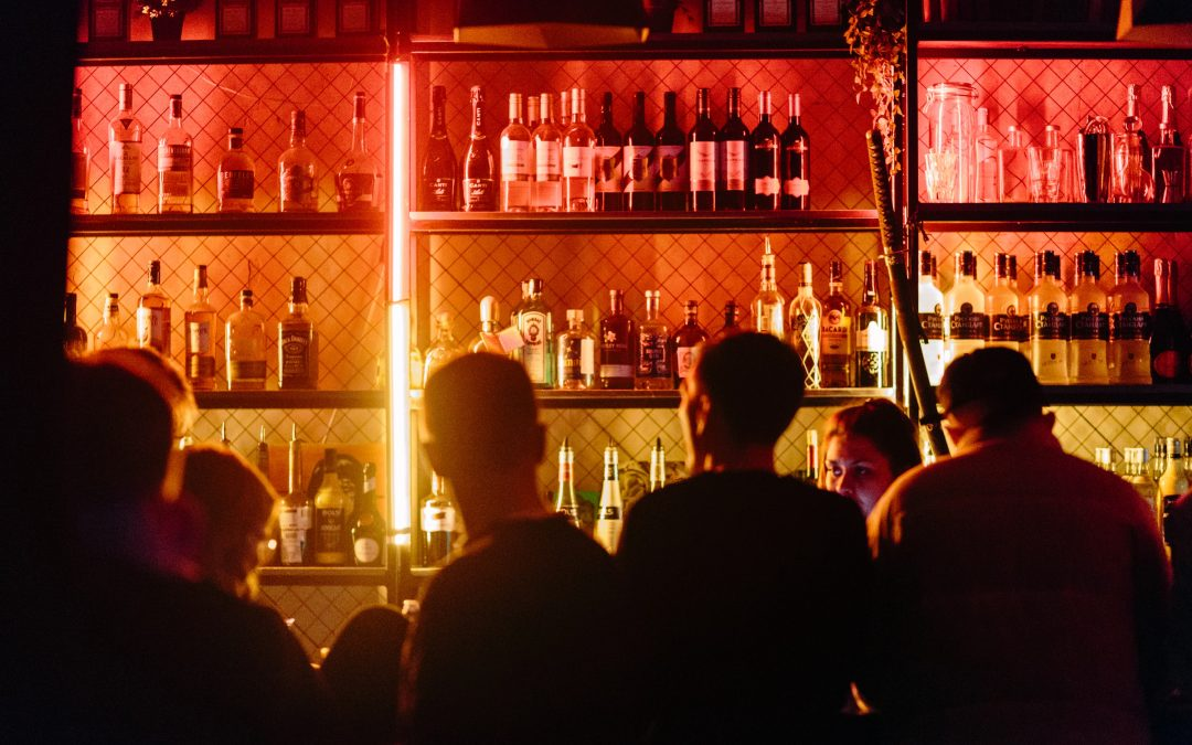 Ein Weg nachhaltig weniger Alkohol zu trinken.